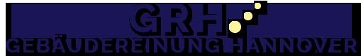 GRH GEBÄUDEREINIGUNG HANNOVER Logo
